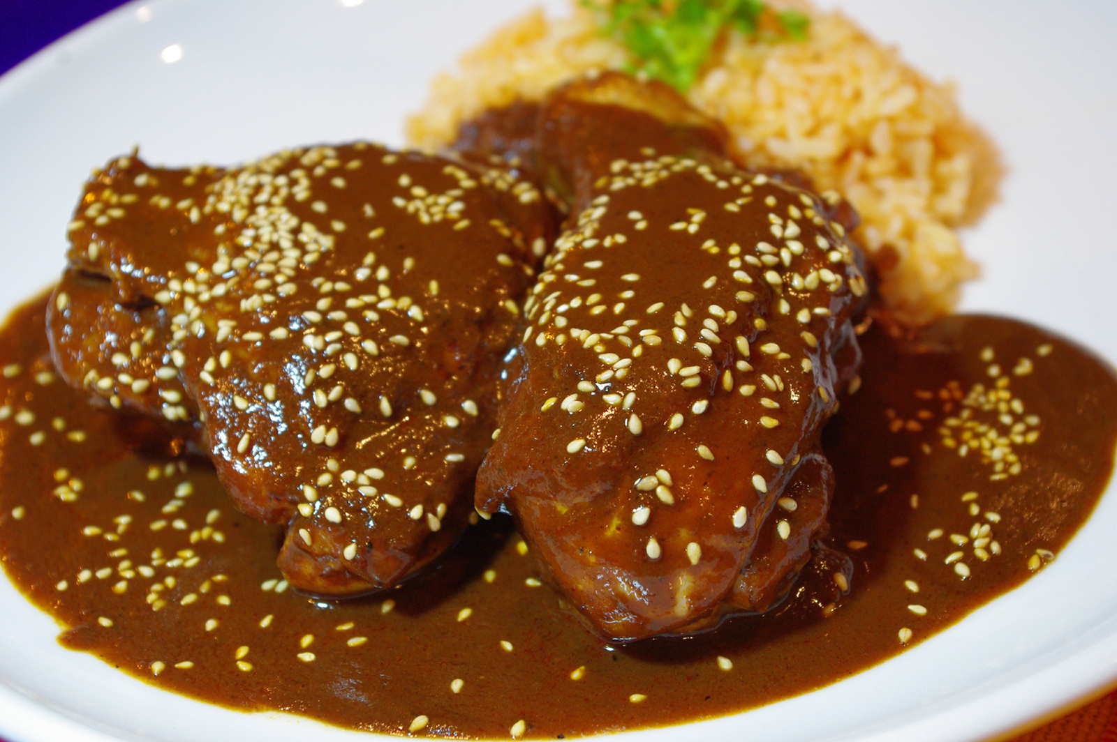 Mole Poblano Recipes — Dishmaps